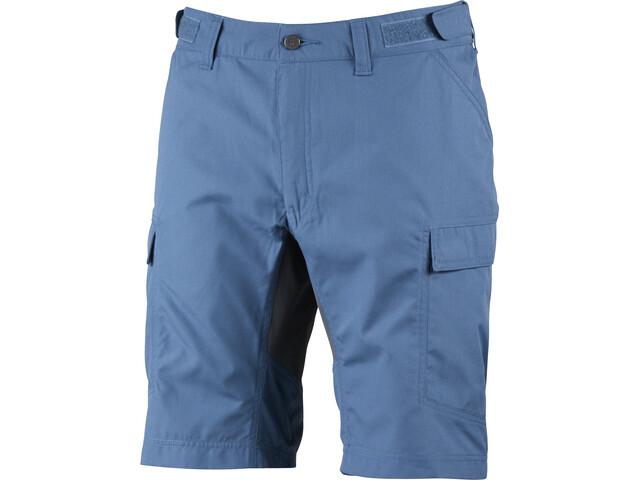 Lundhags Vanner Pantalones cortos Hombre, azure/granite